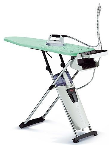 European Steam Iron and Folding Ironing Board - Contemporary - Ironing Boards