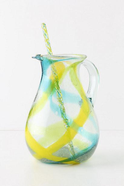 Aloe Vera Pitcher contemporary-pitchers