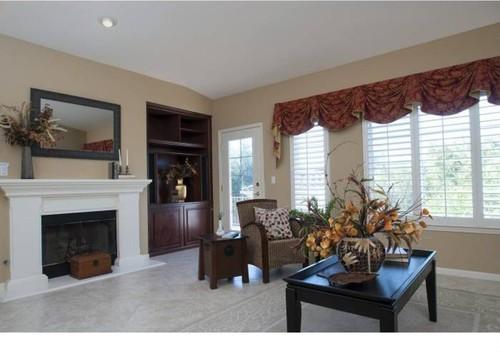 neutral paint color for a open floor plan. Black Bedroom Furniture Sets. Home Design Ideas