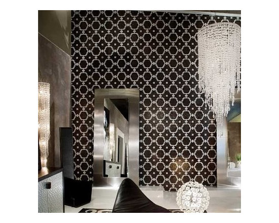 Trend USA glass tile mosaic wallpaper