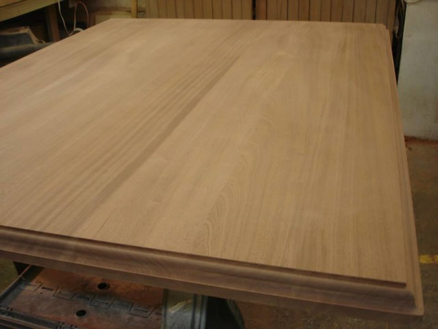 Wooden Square Picnic Table Plans Making Solid Wood Countertops 3