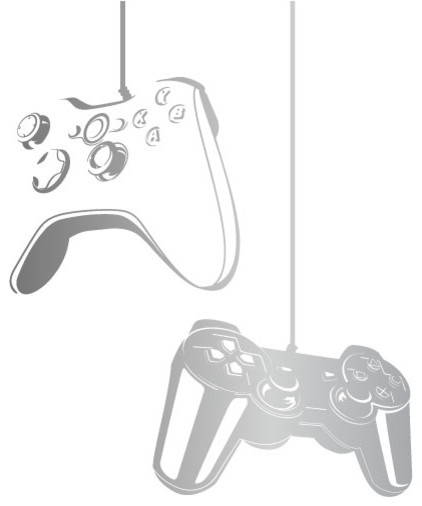 Surface Collective - Game On Wall Tattoo modern-decals