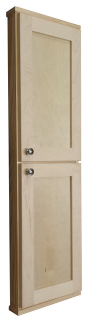 Shaker Series 48-inch On the Wall Cabinet contemporary-bathroom-vanities-and-sink-consoles