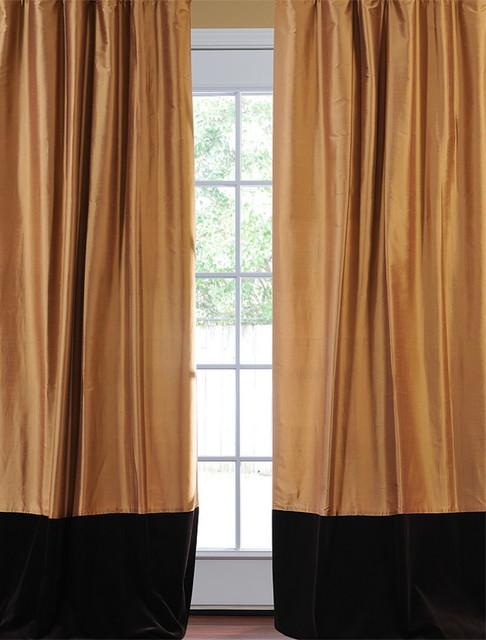 White Satin Curtains - Curtains Design Gallery