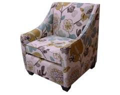 Georgia Pearl Armchair - Pearl eclectic-armchairs