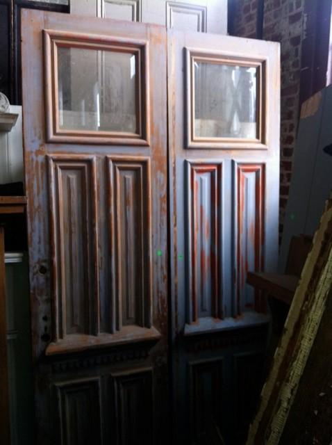 Salvaged Doors Traditional Front Doors Nashville