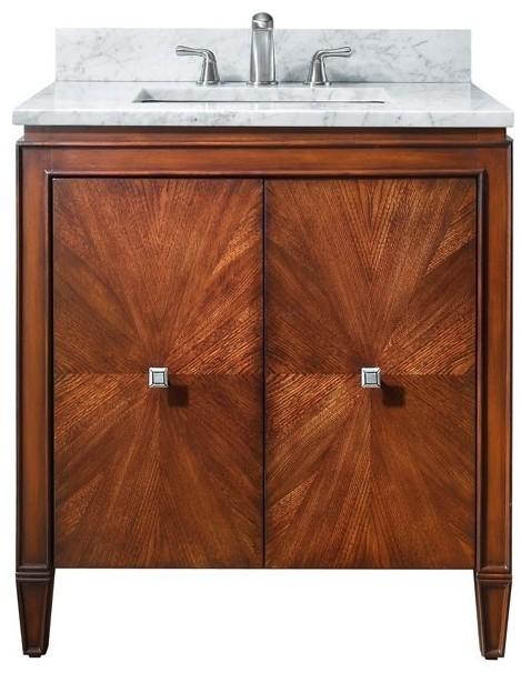 AVANITY BRENTWOOD 31 in. Bathroom Vanity transitional-bathroom-vanities-and-sink-consoles