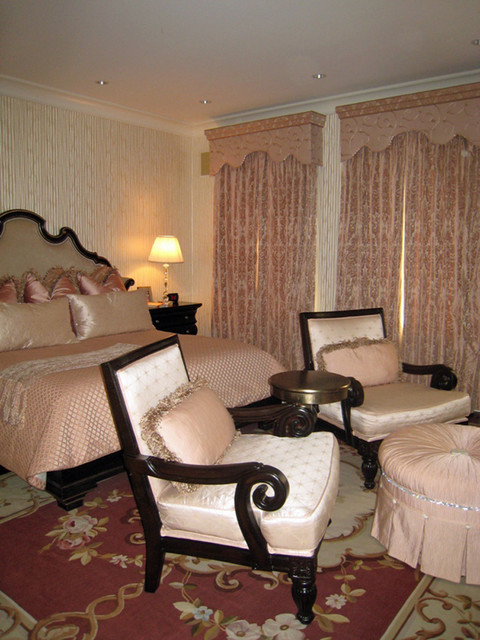 French Master Bedroom traditional-bedroom