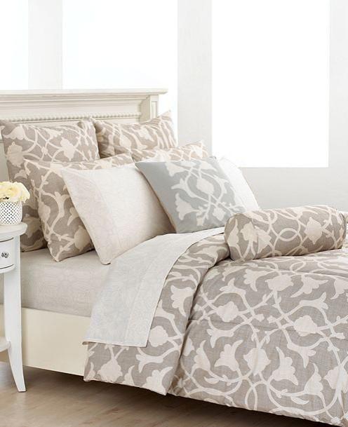 Barbara Barry Bedding Poetical Comforter Set