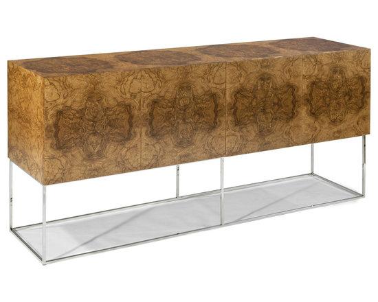 Design Classic Buffet by Milo Baughman from Thayer Coggin -
