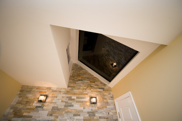 Basement Remodeling Rockville, MD contemporary
