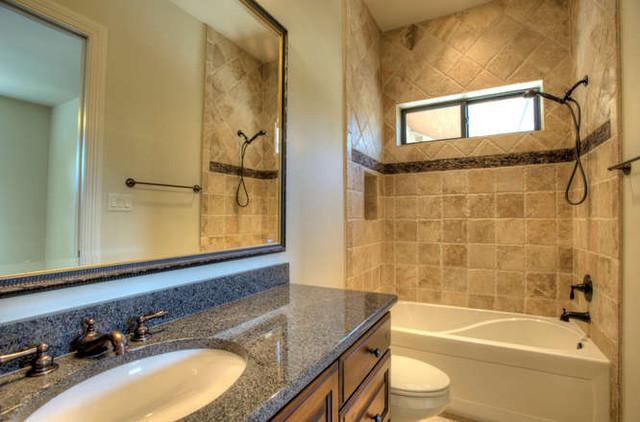 Cordillera Ranch traditional-bathroom