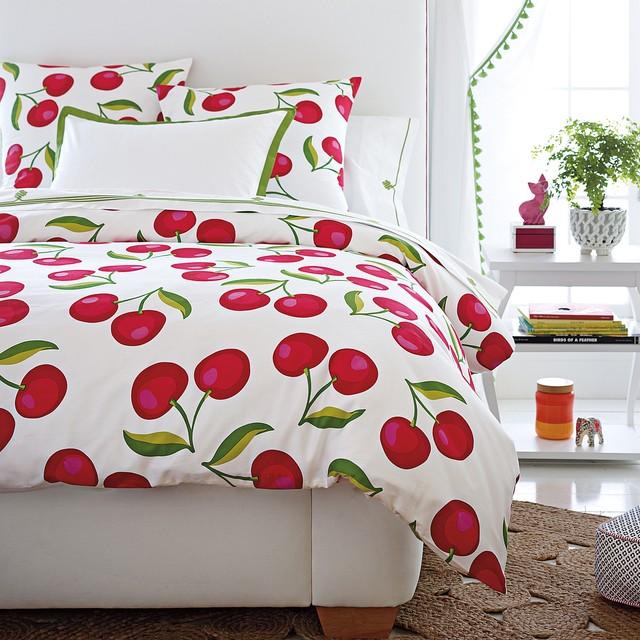 Cherry Duvet Cover duvet-covers-and-duvet-sets