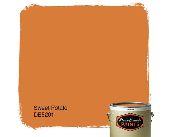 Dunn-Edwards Paints Sweet Potato DE5201 -