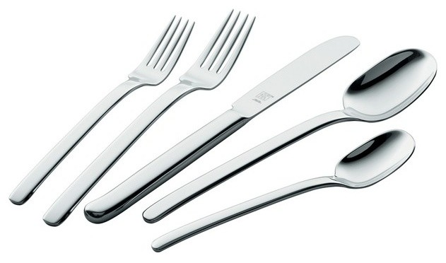 Henckels 5 PC Helia Place Setting traditional-kitchen-knives-and-accessories