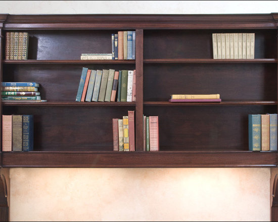 Traditional Hanging Bookcase -