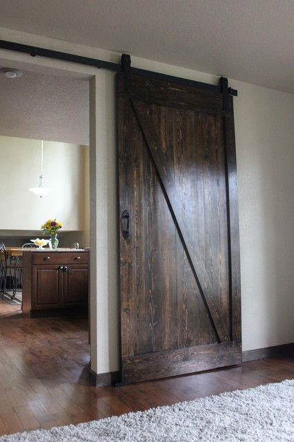Home design interior interior barn doors denver for Barn door design ideas