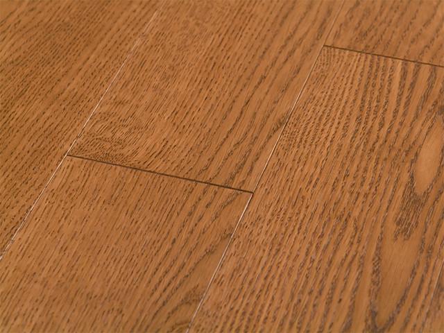 Oak Chestnust Flooring contemporary-hardwood-flooring