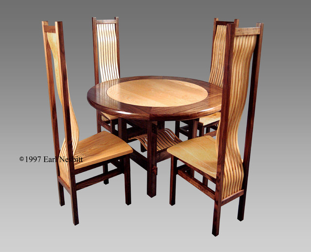 Dining or Gaming Table contemporary-dining-tables