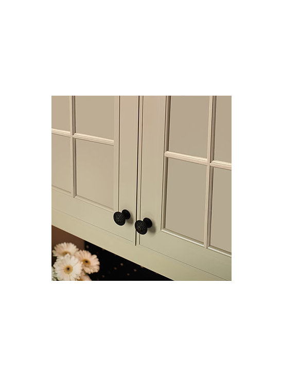 Wood Inserts - Door inserts add flair. Wood inserts enable you to make a design statement, but still keep your cabinet contents hidden. Available in a variety of colors and can be utilized with or without mullions.