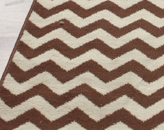 Home Value Chevron Brown, Rug contemporary rugs