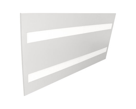 MaxLite - MaxLite MLMT24D7250 Micro-T Lay-In LED Panel, 5000K - MaxLite's Micro-T Lay-In LED Panel is the next evolution of LED troffer lighting that departs from standard designs by using single or multiple strips, comprised of LM-80 tested LED chips individually enclosed in MicroCell louvers. The Micro-T panel is designed for remodel or new construction installations in gridded lay-ins and troffers in offices, retail, public spaces and businesses. This LED panel is fully dimmable and compatible with building controls, motion sensors, timers, and daylight harvesting systems.