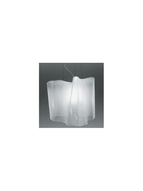 Medium sized Alto Glass Pendant -