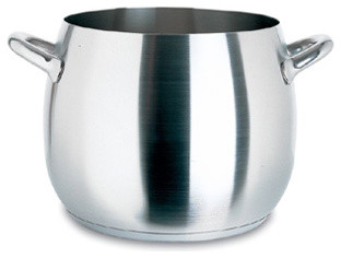 Alessi Mami Matte Stockpots modern cookware and bakeware