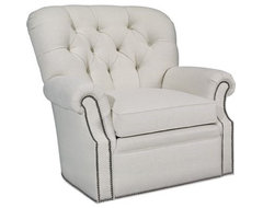 Rawlings Swivel Chair contemporary-armchairs-and-accent-chairs