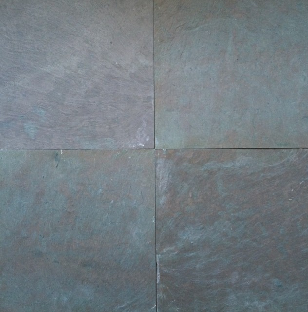 Vermont mottled purple slate 12x12 wall and floor tile for Vermont slate colors