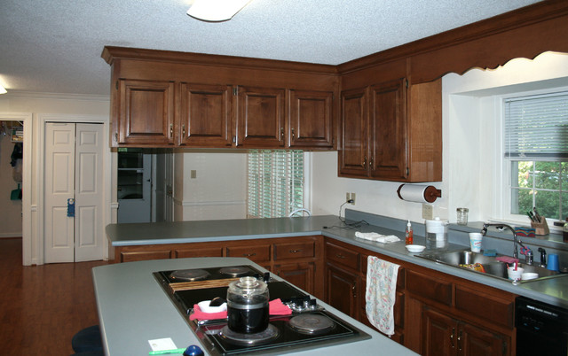 Kitchen Renovation- Before and After #2