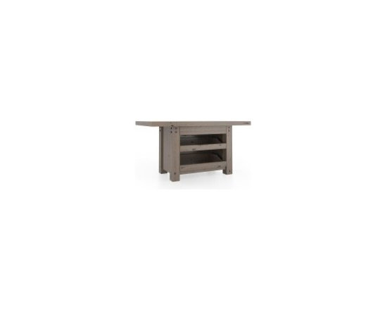 Loft collection individual products - Kitchen Island 42x72-PQ with drawers