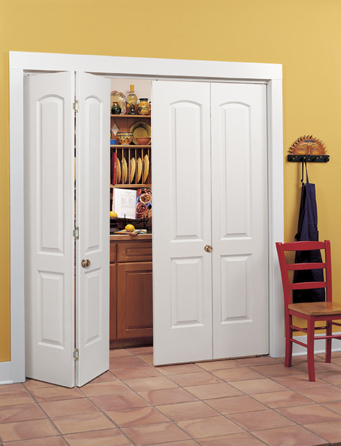 Continental Bi-Fold Closet Doors - Interior Doors - orange ...