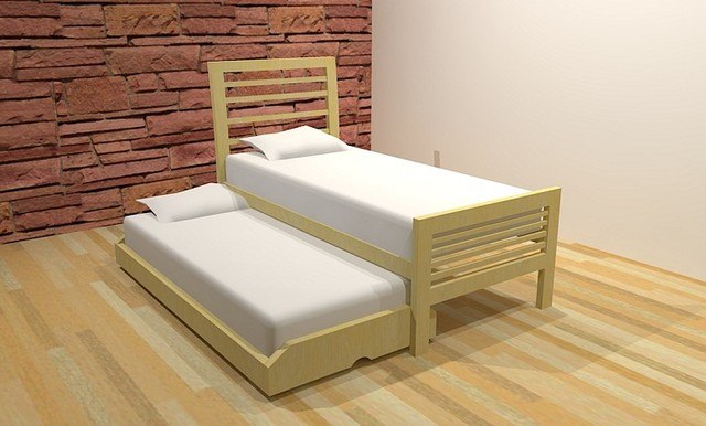 Day Bed modern-beds