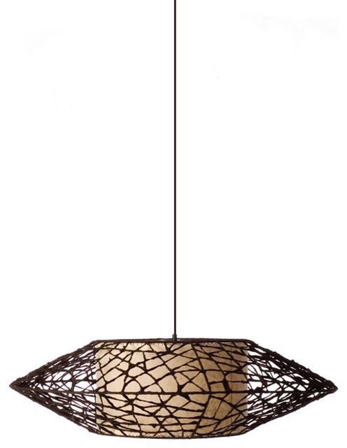 Hive C-U C-ME Disc Lamp modern-pendant-lighting