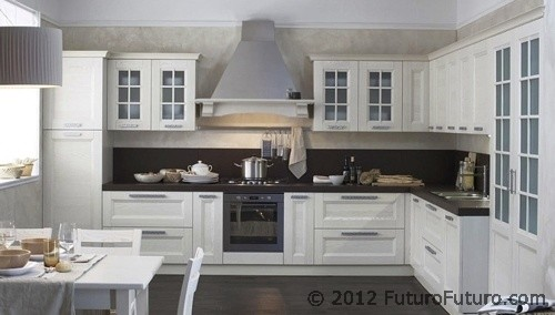 Shaker range hood home design and decor reviews for Shaker style kitchen hoods