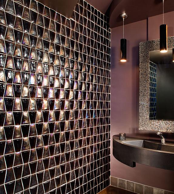 Oceanside Glass Tiles Modern Tile San Francisco By