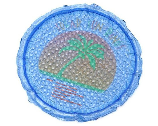 Solar Sun Rings Palm Tree Pattern - -Eco-Friendly and Wallet-Friendly way to keep your pool heated!