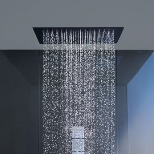 Axor Starck Ceiling Mount Square Shower Heaven Shower