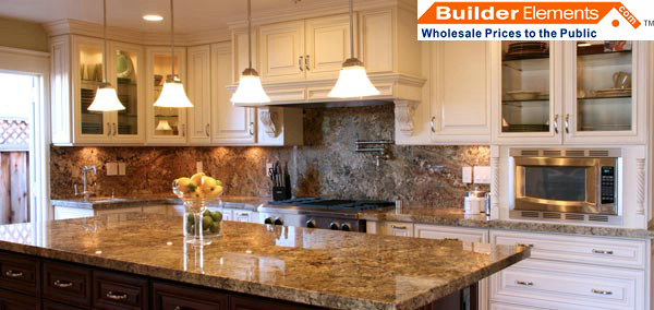 Real Wood Kitchen Cabinets! RTA CREAM MAPLE GLAZE KITCHEN CABINET! - Modern - las vegas - by ...