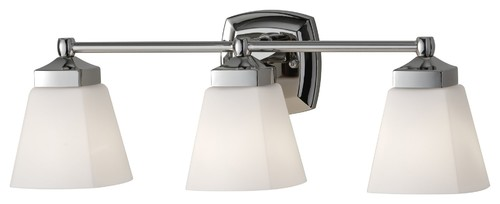 Chrome Bath Lighting Fixtures: Will Polished Nickel Fixture Go With Chrome Kohler Faucet?