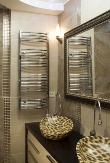Large Custom Size Bathroom Mirror Contemporary Bathroom Mirrors Austin By Mirrorlot