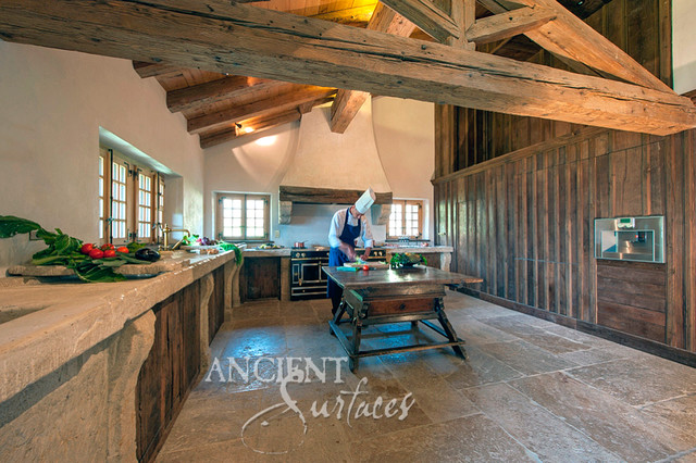 Kitchens Projects mediterranean-tile