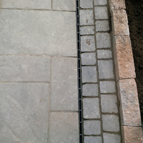 Exceptional Looking For A Supplier For Patio Slot Drain Or Channel Drain Pavers In GTA