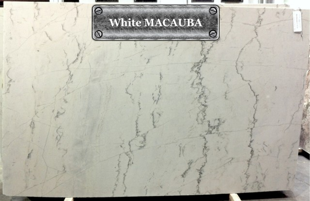White Macauba Cross Cut