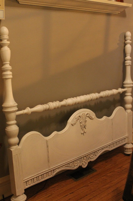 Antique French Country Bed beds