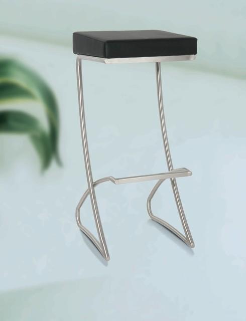 Regina Modern Bar Stool modern-living-room-chairs