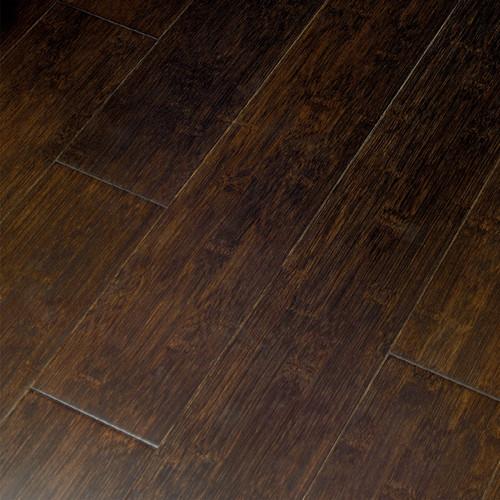 Exotic Locking Bamboo Hardwood Flooring contemporary-hardwood-flooring