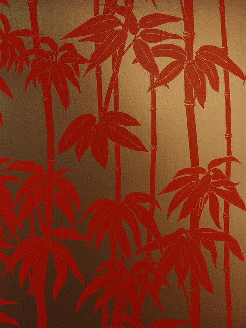 Japanese Bamboo Wallpaper B076 Wallpaper Los Angeles By Weego Home