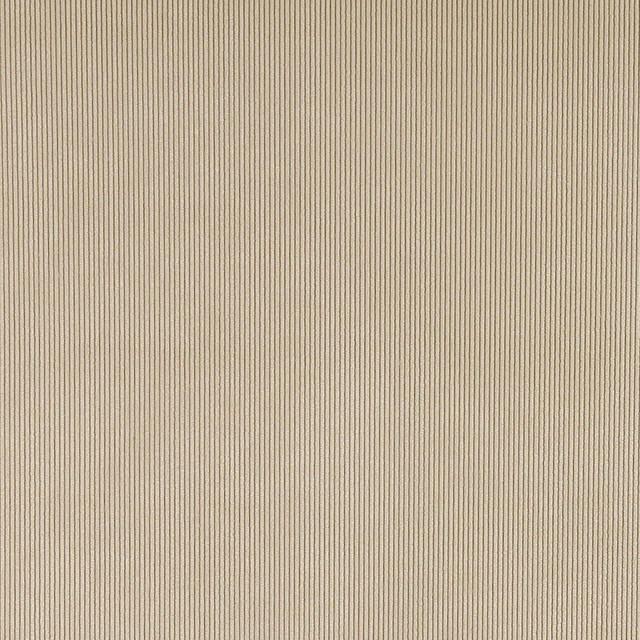 Beige Corduroy Thin Stripe Upholstery Velvet Fabric By The ...